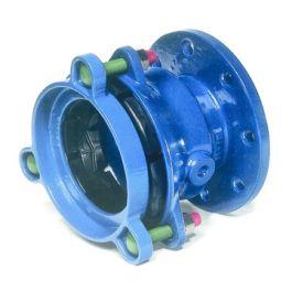 AVK 711/60 GY ORION E-stuk DN50 46-72mm PN10/16 blauw