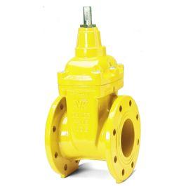 AVK 06/70 GY Flensafsluiter korte inbouwlengte PN10/16 DN40 GAS