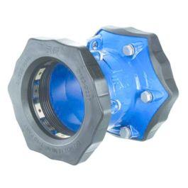 AVK 631 GY SUPA MAXI Koppeling DN50 48-71mm blauw