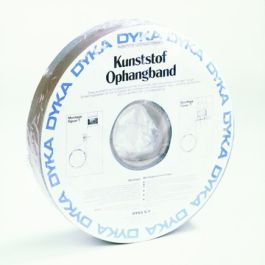 Kunststof Ophangband 30mm R=50m
