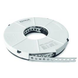 Staal verzinkt Montageband 12x0,8mm R=10m