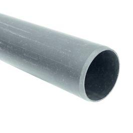 PP Afvoerbuis 32x3,0mm KOMO zwart L=5m