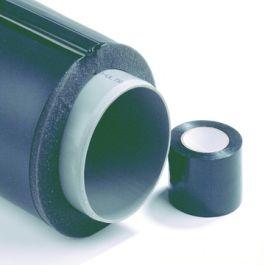 Dykasol PVC Thermische afvoerleiding isolatie 40mm grijs L=1m