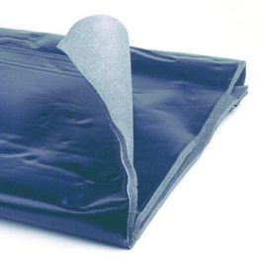 Dykasol PVC Thermische afvoerleiding isolatieplaat 2 m² grijs