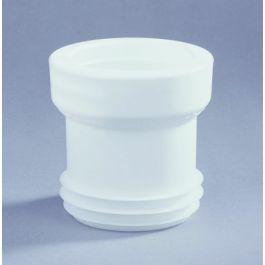 Evathane Closetafvoermanchet nr. 3 100-110mm wit