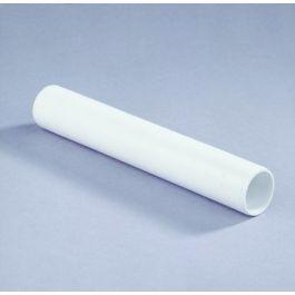 PVC Muurbuis t.b.v. bekersifon 32x3,2mm wit L=0,2m