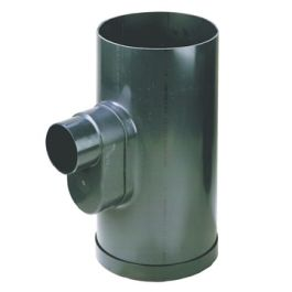 PVC Onderbak 315x125mm grijs H=690mm