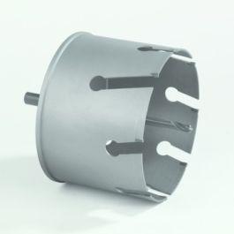 Gatzaag 127mm t.b.v. rubberen inlaat 110mm