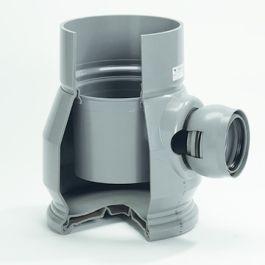 Nyloplast PVC Onderbak 10l kogelkoppeling 315x125mm H=500mm