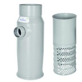 Nyloplast PVC Onderbak 50l met filter 300x125mm