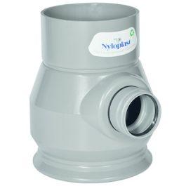 Nyloplast PVC Onderbak 10l 300x125mm H=500mm