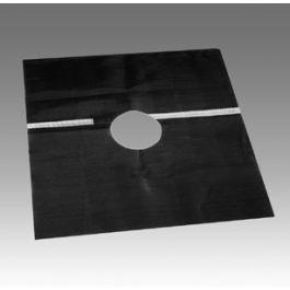 Duborain Geotextiel met gat t.b.v. Ultra Kyma inlaat 160mm zwart