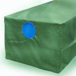 Duborain PP Rainbox 3S 1x 300L met geotextiel 1200x600x420mm