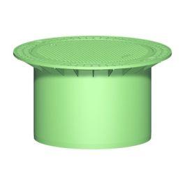 Duborain Rainbox Cube geïntegreerde put afdekking beloopbaar 130-340mm