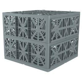 Duborain PP Rainbox Cube Channel 1x 420L 800x800x660mm