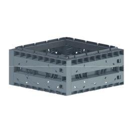 Duborain Rainbox Cube geïntegreerde put wanden 800x800x355mm