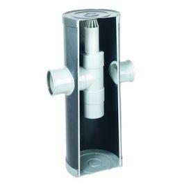 PVC Zandvangput B125 315x110x125mm grijs