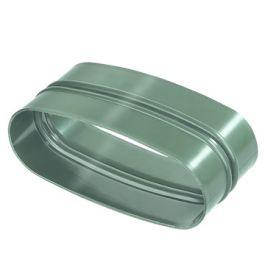 DYKA AIR Steekmof ovaal 195mm 2x lijmmof groen