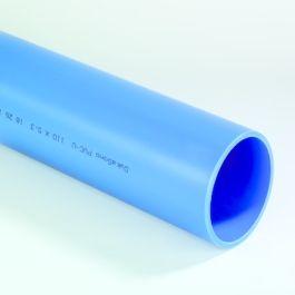 DykaSono PVC Buis 50x4,0mm blauw L=5m