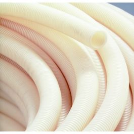 "PVC Flexibele installatiebuis KEMA 5/8"" x 15,8mm x 1,8mm crème R=100m"