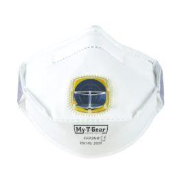 My-T-Gear masker + ventiel 412 FFP2V NR