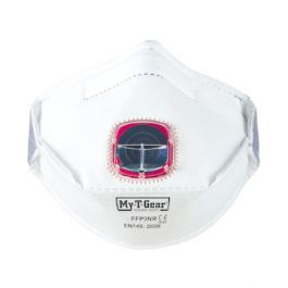 My-T-Gear masker + ventiel 413 FFP3V NR
