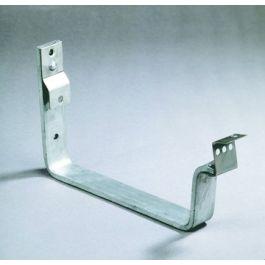 THVZ staal Gootbeugel voor bakgoot model C 170mm