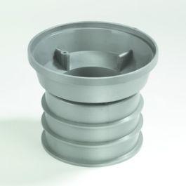 PVC Pot Balkondoorvoer/ afvoer 80mm