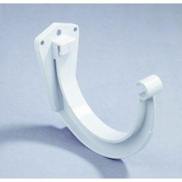 PVC Steunklem 120mm grijs