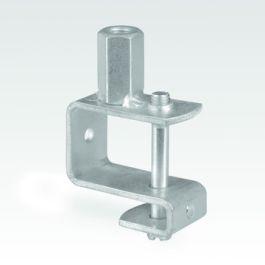 Rail Ophang element M10 30x30mm