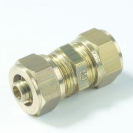 VSH MS Overgangskoppeling 16mm x Cu15 Multi super knel/ koper knel
