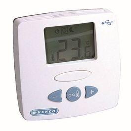HencoFloor Digitale kamerthermostaat verwarmen & koelen 230V