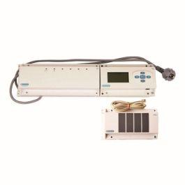 HencoFloor Regelunit voor 4 kamertherm bedraad verwarmen & koelen 230V