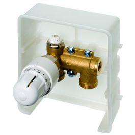 HencoFloor Thermostaat ventiel inbouw 6-28°C