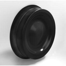 PVC Kombikap 315mm zwart