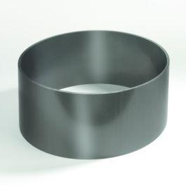 PVC Renovatiering SDS 315mm zwart H=70mm