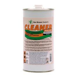Cleaner bus transparant 1L