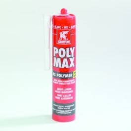 Polymax Montagekit 290ml koker wit