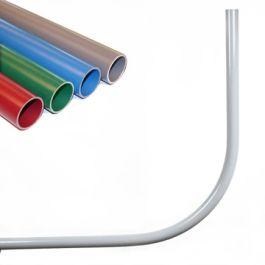 PVC Invoerbochten set tbv meterkast vloerplaat excl gas 1200mm