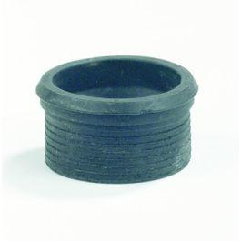 SBR Rubber lippenring passend in de buis 57-40x63mm zwart