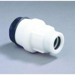 Hawle Verloopkoppeling PE-koper nr. K 6380 25mm x Cu15 wit