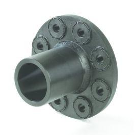 PE100 Voorlasflens SDR11 63xDN50mm PN16 zwart