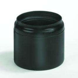 PP Verloopring centrisch 40x32mm spie/mof zwart