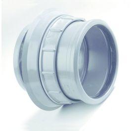 PVC Betoninlaat SN8 125mm 130-131,5mm grijs