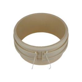 PVC Spiebus tbv trekvaste koppeling PN8 630mm crème