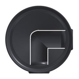 Axedo PP Inspectieput 600x160mm B90° 2x mof