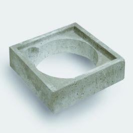 Betonrand voor PVC-Put 315mm