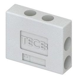 TECEflex Isolatiebox voor kruisingsvrij T-stuk 124x102x36mm