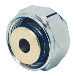 TECeflex Messing Overgangskoppeling M24 voor Alupex buis 16xM24mm