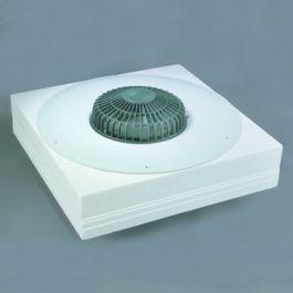 Vacurain Aluminium Trechter tbv PVC dakfolie 50mm
